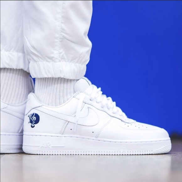 new products 30e64 23794 NWB 🔥ROCAFELLA NIKE AIR FORCE 1 MENS SIZE 13